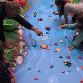 River Adventure Mat - Kindergarten-Grade 2 fun math activities
