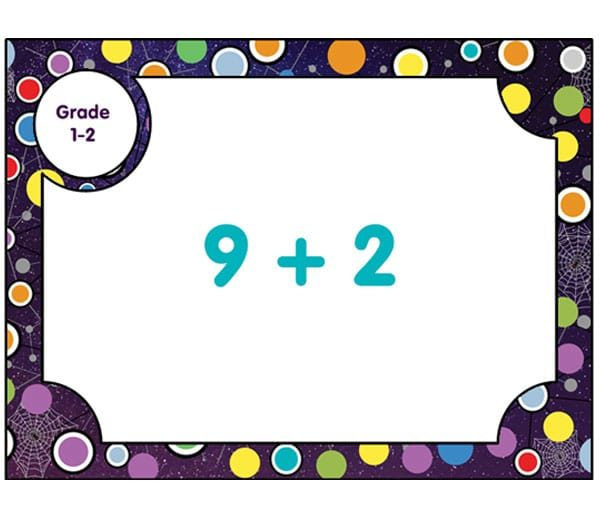 math twister question cards