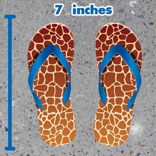 sensory-path-floor-decals-flip-flops