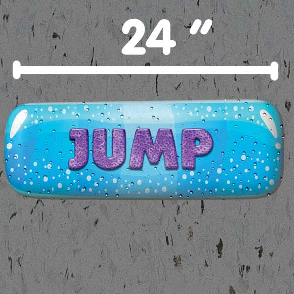 Sensory Path Floor Decals Jump And Sea Jump2math