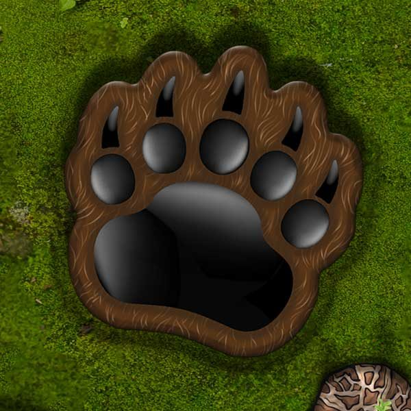 bear-paw-decals