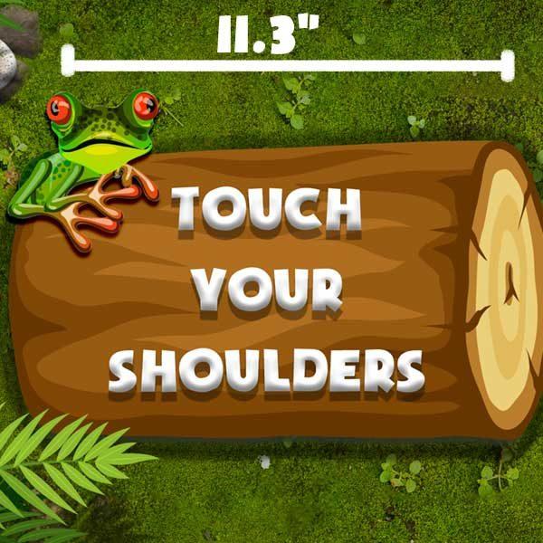 portable sensory path - Forest Jump
