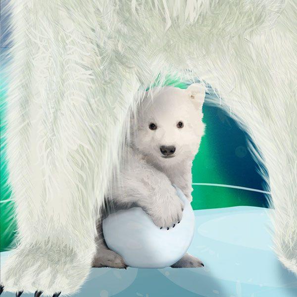 Bear-Wall-Polar