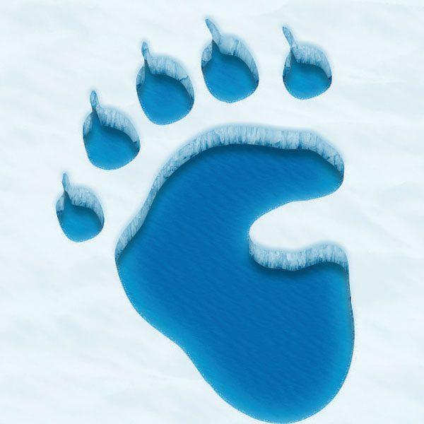 tundra trek sensory path