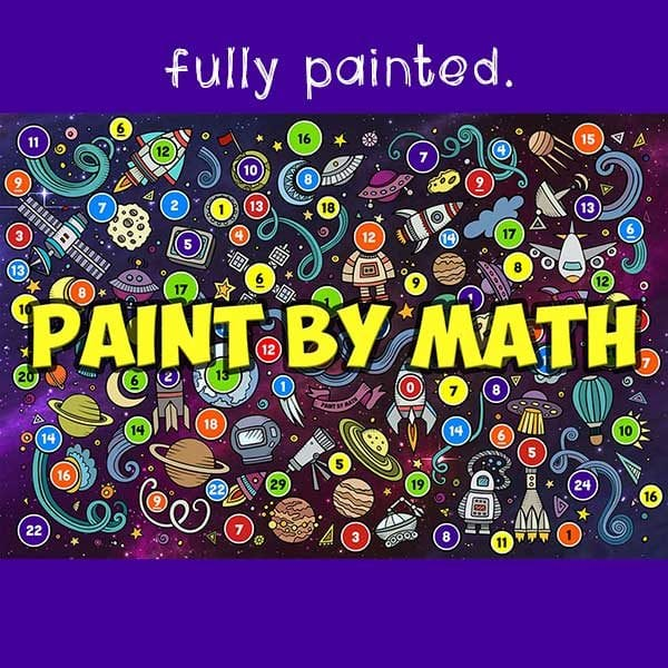 paint by math